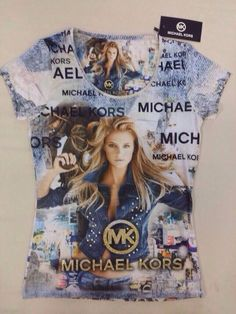 Michael Kors, Summer Girls, Kids And Parenting, Girl Fashion, Layout, T Shirts For Women, Iphone, Fitness, Pattern
