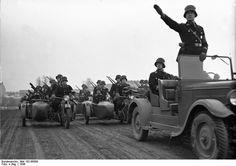 SS Leibstandarte Adolf Hitler. 1939
