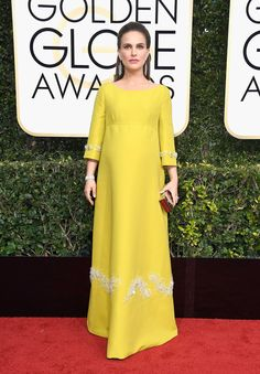 Prada  The Dresses at the Golden Globes Fulfilled All of Your Expectations