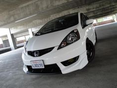 Marsbars' GE8 - Page 3 - Unofficial Honda FIT Forums