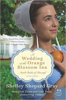 Giveaway at Best Reads (2010 - 2015): A Wedding at the Orange Blossom Inn by Shelley Shepard Gray #BookGiveaway