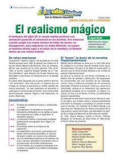 El realismo Magico. Also a good Cien Anos de Soledad review on this site
