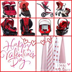 Happy Valentine's Day Tutti Bambini family!! We ❤️ Valentine's Day so much, even our baby gear is red hot! @orbitbaby @janestrollers @cybex_glogal @regal_lager @mamasandpapas @nuna_usa @babyjogger @britaxus @adenandanais #love #car seat #stroller #baby #valentinesday