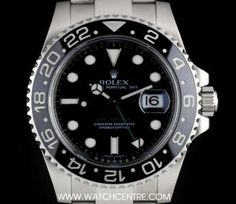 #Rolex Stainless Steel O/P #Ceramic Bezel #GMT-Master II B&P #116710LN