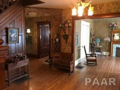1896 Queen Anne - Henry, IL (George F. Barber) - $189,900 - Old House Dreams
