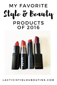 Shop my favorite style and beauty products of 2016!