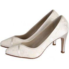 Melanie Lace Court Shoes