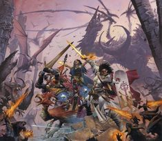 PFACG Wrath of the Righteous By Wayne Reynolds