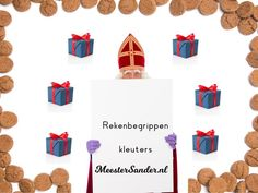 Sinterklaas - Rekenbegrippen by Sander Gordijn - Educational Games for Kids on TinyTap
