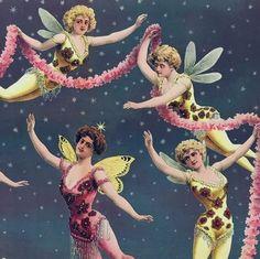 vintage fairys