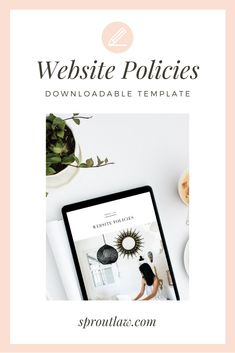 Website Policies are necessary when you have a blog or online shop.They help you follow website laws and prevent common problems. Our Website Policies Include: Website Terms + Conditions, Website Privacy Policy