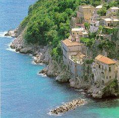 Conca dei Marini - Amalfi