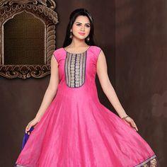 #Pink #ChuridarKameez
