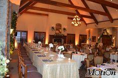 Legend at Brandybrook Amber Uplighting Wedding Lighting, Wedding 2017, Amber, Table Decorations, Furniture, Home Decor, Decoration Home, Room Decor, Home Furnishings