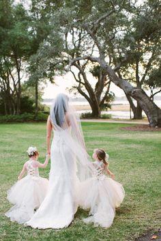 Lowndes Grove Plantation Wedding | Charleston Weddings | The Wedding Row