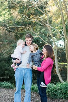 The Broom Family || Pullen Park Family Session || Raleigh, NC || J Parker Photography
