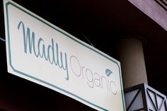 Madly Organic - a new gluten-free friendly cafe in Calgary. Calgary Restaurants, Organic Restaurant, Health And Wellness, Wanderlust, Gluten Free, Canada, Neon Signs, City, World
