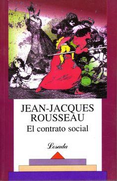 Jean-Jacques  Rousseau - El contrato social | indispensable #lifechangingbook