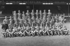 The Liverpool team photo from August 1969