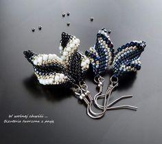 Świderki  #kolczyki #earrings #biżuteria #biżuteriahandmade #koraliki #tohobeads #koralikitoho #beading #lovebeads #diy #doityourself #handmadejewelry #handmade #mypassion #jewelry #jewellery #edyro #wwolnejchwili_