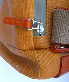 Brooks Pickwick Backpack by La Bicicletta Toronto, via Flickr
