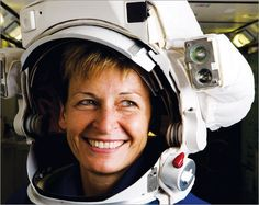 Peggy Whitson: A Heroine of Science and Technology