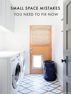 Small Space Mistakes You Need To Fix Now.