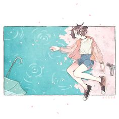 """Find and save images from the """"Manga_Art"""" collection by Shinate Katina (ShinateKatina) on We Heart It, your everyday app to get lost in what you love. Aesthetic Art, Aesthetic Anime, Anime Art Girl, Manga Art, Character Art, Character Design, Arte Sketchbook, Anime Scenery, Pastel Art"""