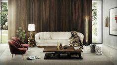 Las mejores ideas de decoración para tu sala familiar - BRABBU - ambiente 2