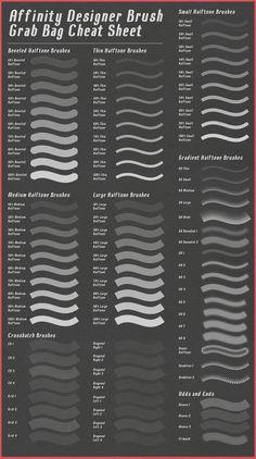 Graphic Design Software, Graphic Design Tutorials, Designer Software, Inkscape Tutorials, Art Tutorials, Web Design, Sign Design, Wave Brush, Affinity Photo