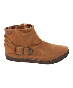 Take a look at this Earth Fawn Ryanna Ankle Boot by Blowfish Malibu on #zulily today!