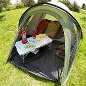 Ozark Trail Rembourré Amour Siège Chaise Quad pliante rouge camping randonnée Hayon