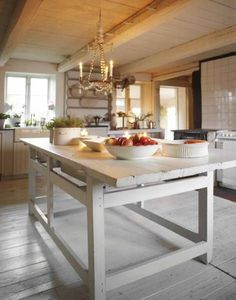 greige: interior design ideas and inspiration for the transitional home by christina fluegge: Brown and Grey... a little bit country