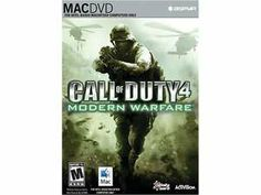Call of Duty 4: Modern Warfare for Mac [Online Game Code] for $4.99 (orig. $19.99)