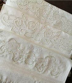 Towel, Bath Linens, Godmothers, Drop Cloths, Powder Room, Diy And Crafts, Embroidery Machines, Needlepoint, Towels