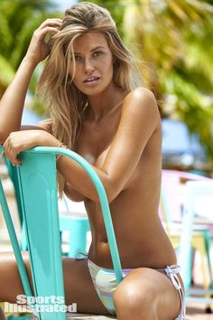Samantha Hoopes by Ben Watts for  2017 Sports Illustrated Swim #Woman #Beauty