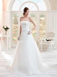 Mlle Mady wedding dress, lace bodice wedding dresses - Ewedding - Mlle Amour