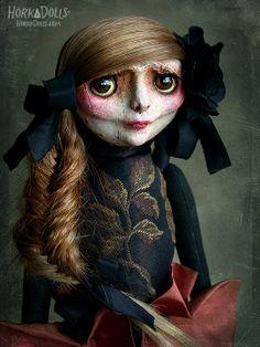 art doll ROSI HorkaDolls