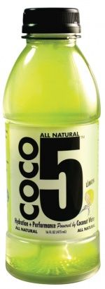 FoodBev.com | News | Coco5 coconut water rehydration drink