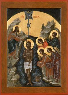 Byzantine Art, John The Baptist, Black History, Jesus Christ, Old School, Christianity, Religion, Bible, Biblia