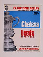 1970s chelsea football programmes - Google Search