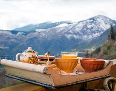 7 ξενώνες με εξαιρετικό πρωινό