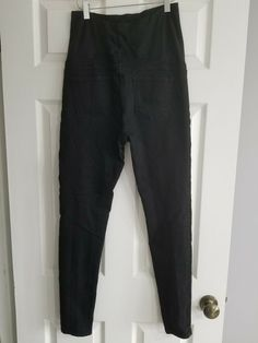 8aa2a3168c9b5 Womens H&M Mama Slim High Rib Maternity Jeans Size 8 Skinny #fashion  #clothing #shoes #accessories #womensclothing #maternity (ebay link)