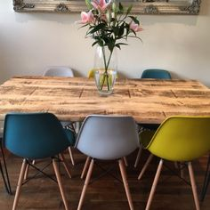 Sladeandnic Added A Photo Of Their Purchase Etsy AppJohn LewisA PhotoDining TableDining