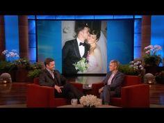 Justin Timberlake, habla de su matrimonio en el show de Ellen