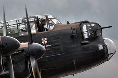 Avro Lancaster bomber