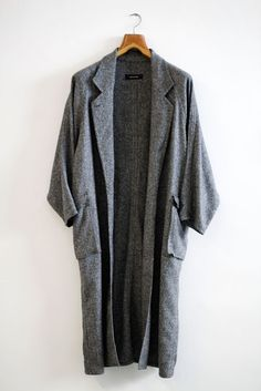 sherie muij herringbone coat