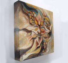 Aia Leu 'Sand Spirit' http://www.aialeu.com/paintings/sand-spirit