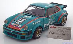 Porsche 934 RSR, DRM 1976, No.9, Wollek. Schuco, 1/18, No.00336, Limited Edition 1500 pcs. 170€