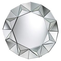 Buy the Sterling Industries Mirrored Direct. Shop for the Sterling Industries Mirrored Schaefer Circular Mirror and save. Circular Mirror, Round Wall Mirror, Floor Mirror, Round Mirrors, Mirror Mirror, Octagon Mirror, Framed Mirrors, Beveled Mirror, Mirror Image